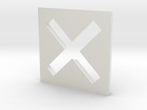 Cross - 1 in White Strong & Flexible