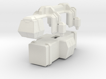 Weejana CCT-2a-S in White Strong & Flexible