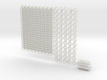 0.7mm-360-121-20 in White Strong & Flexible