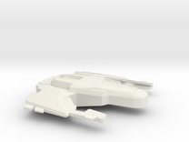 Mantis Fighter (FTL) in White Strong & Flexible
