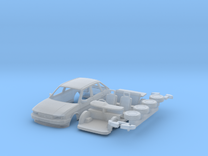 OOAM03 1:76 Austin Maestro (metal bumpers, FUD) in Frosted Ultra Detail