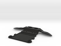 Mini-z MR03 Honda front piece in Black Strong & Flexible