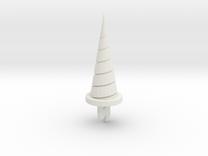 Tengen Toppa Gurren Lagan - Drill in White Strong & Flexible
