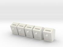 Briefkasten in White Strong & Flexible