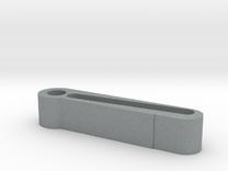 VSR Normal Hop Arm in Polished Metallic Plastic