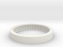 Ring Wheel in White Strong & Flexible