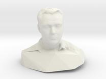 kaiser bust 4 in White Strong & Flexible