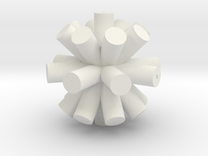 fit tolerance asterisk in White Strong & Flexible