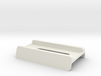 Saberstrip hotshoe enhancer in White Strong & Flexible
