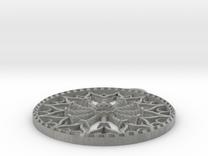 rosone collemaggio centro 30mm in Metallic Plastic
