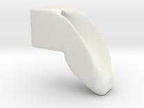 smooth dogleg in White Strong & Flexible