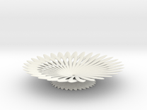 platter in White Strong & Flexible