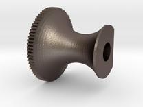 Pumpenknopf in Stainless Steel