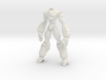 ED12 in White Strong & Flexible