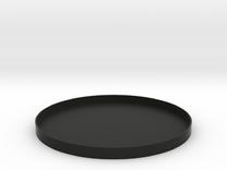 AE Rear Cap in Black Strong & Flexible