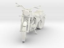 Honda Shadow 700cc in White Strong & Flexible