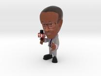 Mario ch 9 Orlando news reporter  - not Hat in Full Color Sandstone