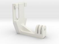 GoPro ScubaMount V2 in White Strong & Flexible
