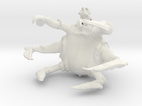 28mm Steampocalypse: Spore Scutteller in White Strong & Flexible