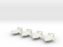 Xxcha Carrier Fleet in White Strong & Flexible