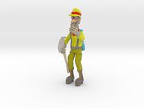 Radioman in Full Color Sandstone