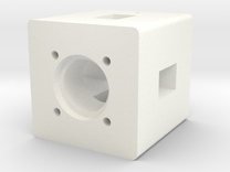 Motor Mount 2 - AP in White Strong & Flexible Polished