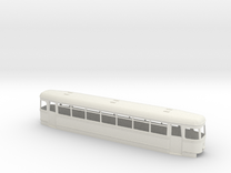 OEG Rastatter Beiwagen Auslieferung in White Strong & Flexible