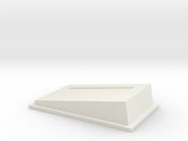 Wandrè Electric Box 3 Pieno in White Strong & Flexible