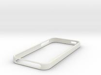 BumperCase in White Strong & Flexible