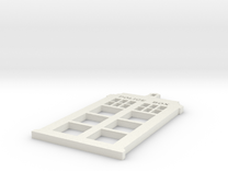 Tardis in White Strong & Flexible