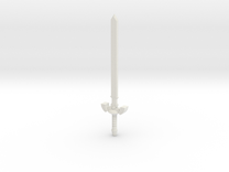 Master Sword in White Strong & Flexible