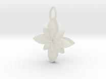 Sacret Flower geometry in Transparent Acrylic