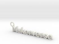 Maker1 in White Strong & Flexible