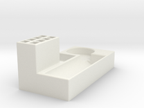 Penholder in White Strong & Flexible