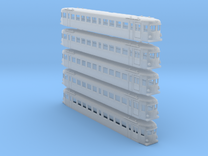 Triebwagen 4042 160 5x in Frosted Ultra Detail