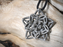 Blossom #2 in Stainless Steel