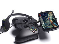 Xbox One controller & chat & ZTE Grand Memo II LTE in Black Strong & Flexible
