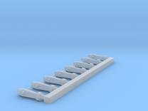 8 Hydranten Typ Von Roll in Frosted Ultra Detail