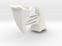 Voituré 'V' - Car Interior Flower Pot - 2 Set in White Strong & Flexible
