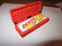 Dextro Carry Case in White Strong & Flexible