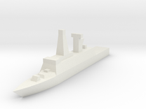 Generic, Frigate in White Strong & Flexible