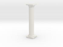 Pillar Unbroken Original Lrg in White Strong & Flexible