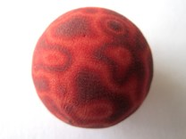 Lava Ball in Full Color Sandstone