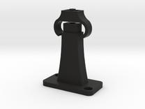 Heizungshalter Set in Black Strong & Flexible