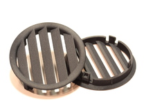 Left Side Ford Focus Ventilation Grid in White Strong & Flexible