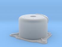 "1/18 Lenco 9.4"" Dp Bellhousing (No Starter Mnt) in Frosted Ultra Detail"