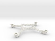 V1 - Scale +10% in White Strong & Flexible