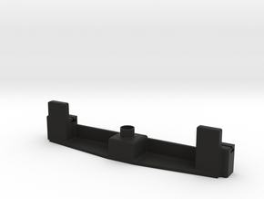 Spacebar in Black Natural Versatile Plastic