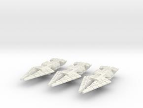 Orion (KON) Destroyer Datagroup in White Natural Versatile Plastic