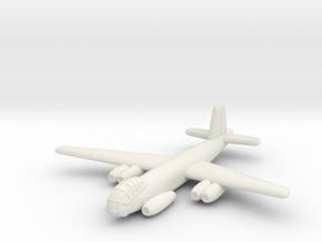 Junkers Ju-287 V1German Bomber- 1/600 (Qty 1) in White Natural Versatile Plastic